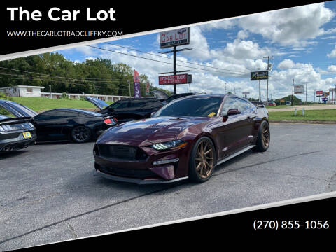 2018 Ford Mustang for sale at The Car Lot in Radcliff KY