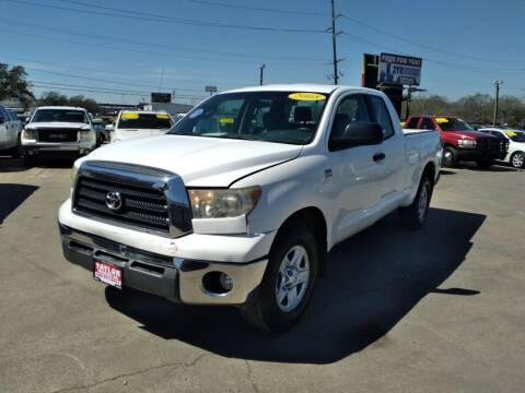 2008 Toyota Tundra for sale at Taylor Trading Co in Beaumont TX