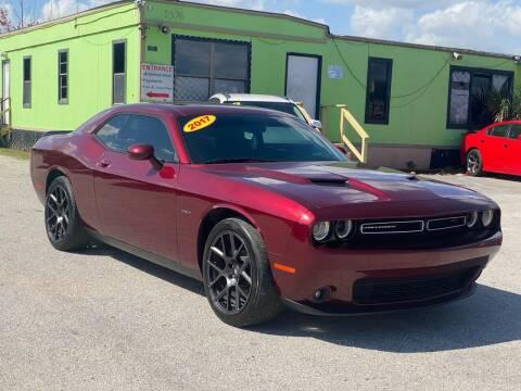 2017 Dodge Challenger for sale at Marvin Motors in Kissimmee FL