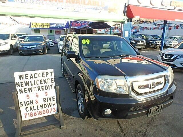 2009 Honda Pilot for sale at Cedano Auto Mall Inc in Bronx NY