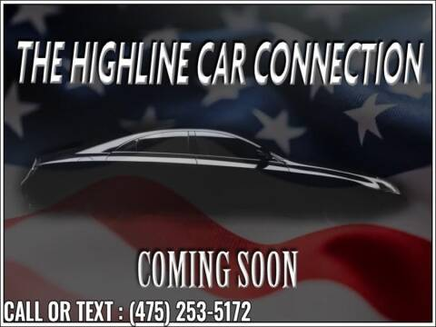 2014 Mitsubishi Mirage for sale at The Highline Car Connection in Waterbury CT