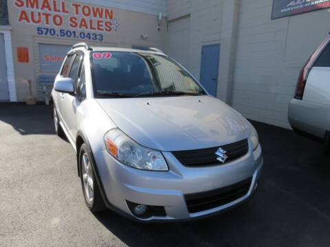 2009 Suzuki SX4 Crossover for sale at Small Town Auto Sales in Hazleton PA