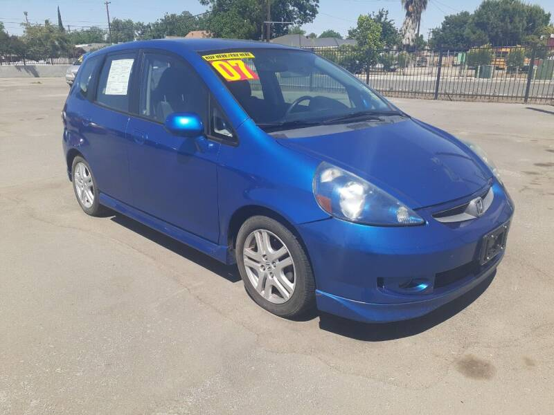 2007 Honda Fit for sale at COMMUNITY AUTO in Fresno CA
