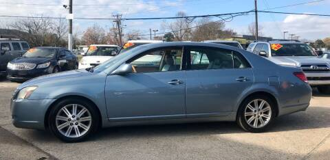 2005 Toyota Avalon for sale at Steve's Auto Sales in Norfolk VA