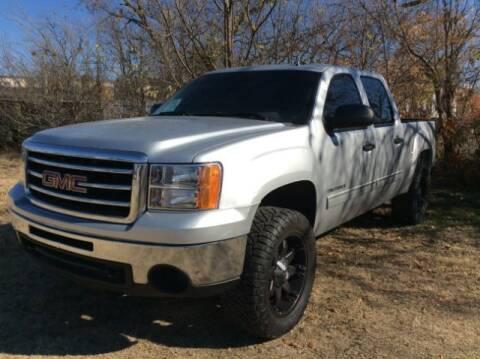 2012 GMC Sierra 1500 for sale at Allen Motor Co in Dallas TX