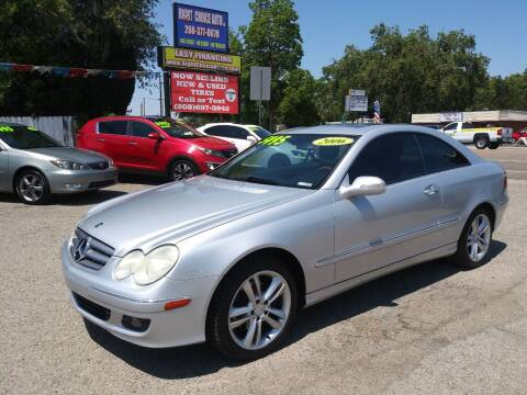 2006 Mercedes-Benz CLK for sale at Right Choice Auto in Boise ID
