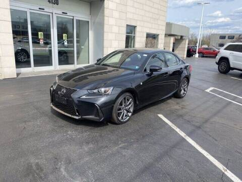 2020 Lexus IS 300 for sale at Cappellino Cadillac in Williamsville NY