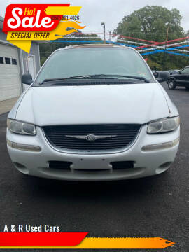 2000 Chrysler Town and Country for sale at A & R Used Cars in Clayton NJ