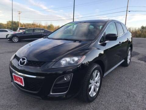 2010 Mazda CX-7 for sale at FUSION AUTO SALES in Spencerport NY