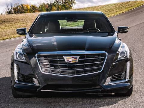 2017 Cadillac CTS for sale at Metairie Preowned Superstore in Metairie LA