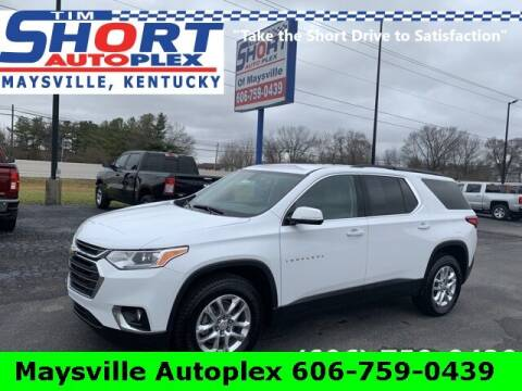 2020 Chevrolet Traverse for sale at Tim Short Chrysler in Morehead KY