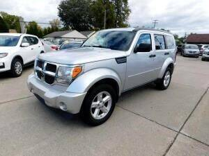 2008 Dodge Nitro for sale at Cj king of car loans/JJ's Best Auto Sales in Troy MI