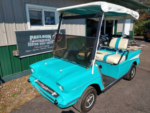 1987 Club Car DS for sale at Paulson Auto Sales in Chippewa Falls WI