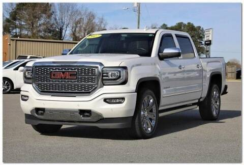 2017 GMC Sierra 1500 for sale at WHITE MOTORS INC in Roanoke Rapids NC