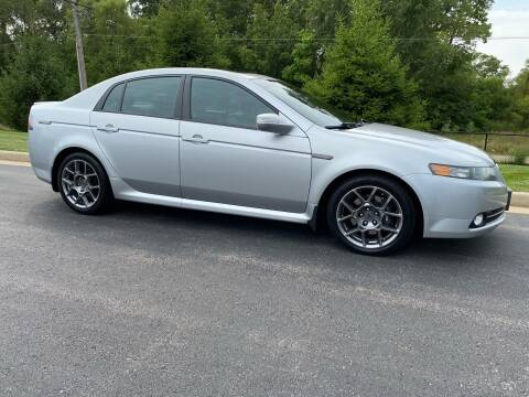 2007 Acura TL for sale at Encore Auto in Niles MI