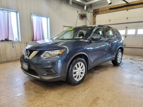 2015 Nissan Rogue for sale at Sand's Auto Sales in Cambridge MN