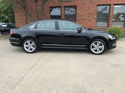 2014 Volkswagen Passat for sale at Renaissance Auto Network in Warrensville Heights OH