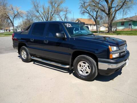 2006 Chevrolet Avalanche for sale at ALEMAN AUTO INC in Norfolk NE