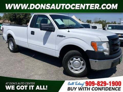 2014 Ford F-150 for sale at Dons Auto Center in Fontana CA