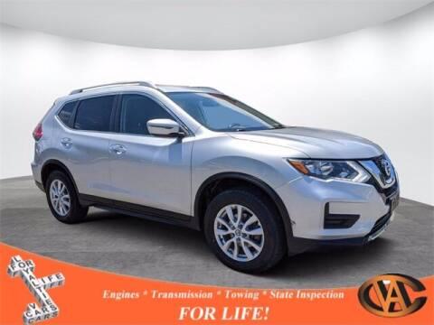 2017 Nissan Rogue for sale at VA Cars Inc in Richmond VA