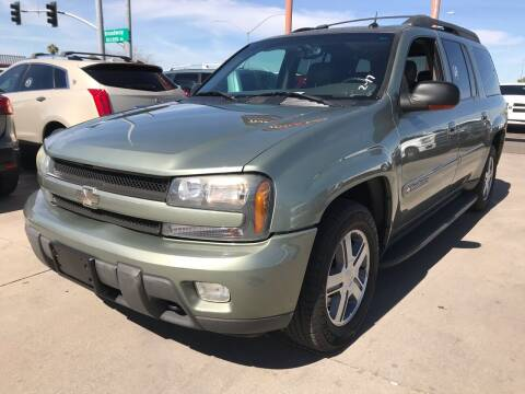 2004 Chevrolet TrailBlazer EXT for sale at Town and Country Motors in Mesa AZ