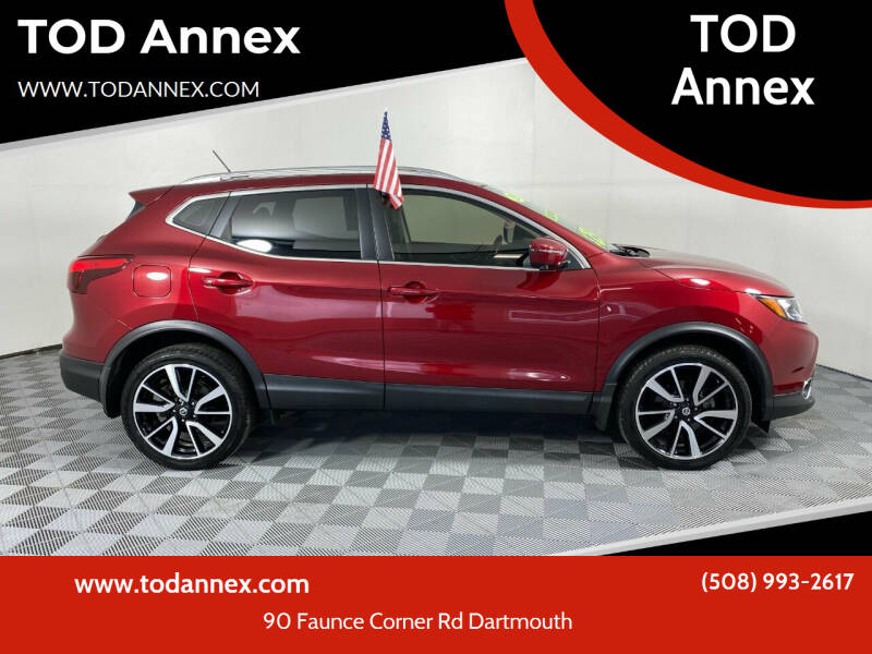 2019 Nissan Rogue Sport for sale at TOD Annex in North Dartmouth MA