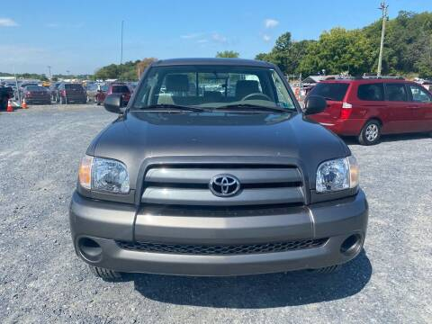 2005 Toyota Tundra for sale at YASSE'S AUTO SALES in Steelton PA