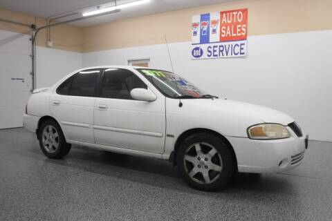 2005 Nissan Sentra for sale at 777 Auto Sales and Service in Tacoma WA