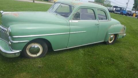 1950 Desoto Coupe for sale at Classic Car Deals in Cadillac MI