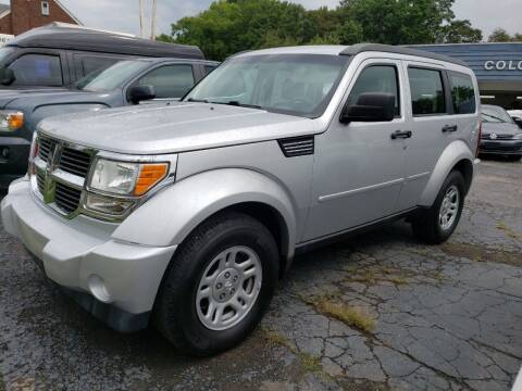 2011 Dodge Nitro for sale at COLONIAL AUTO SALES in North Lima OH