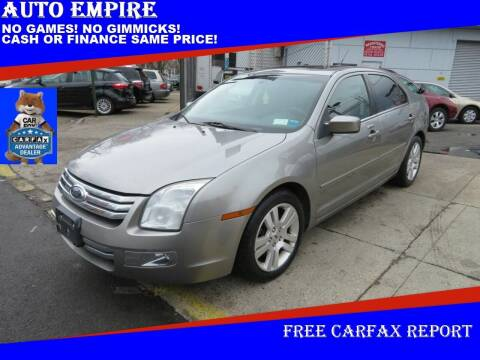 2008 Ford Fusion for sale at Auto Empire in Brooklyn NY