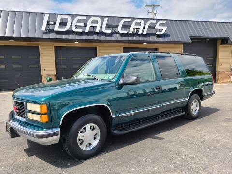 1999 GMC Suburban for sale at I-Deal Cars in Harrisburg PA