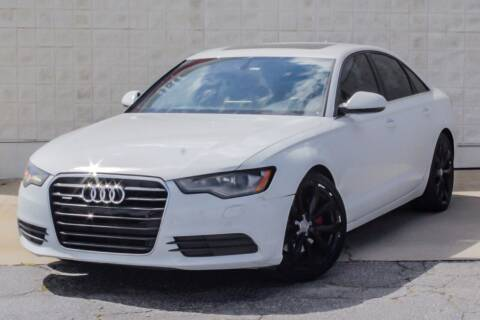 2014 Audi A6 for sale at Cannon Auto Sales in Newberry SC