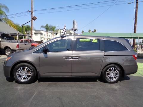 2011 Honda Odyssey for sale at Pauls Auto in Whittier CA