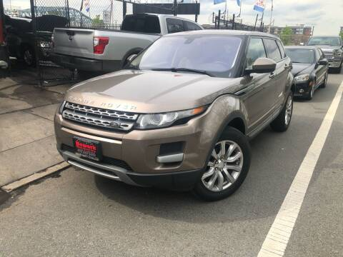 2015 Land Rover Range Rover Evoque for sale at Newark Auto Sports Co. in Newark NJ