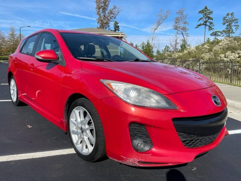 2013 Mazda MAZDA3 for sale at LA 12 Motors in Durham NC
