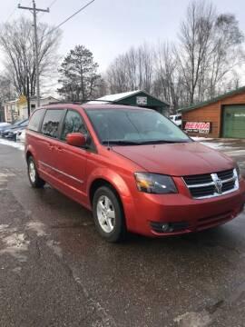 2008 Dodge Grand Caravan for sale at ELITE AUTOMOTIVE in Crandon WI