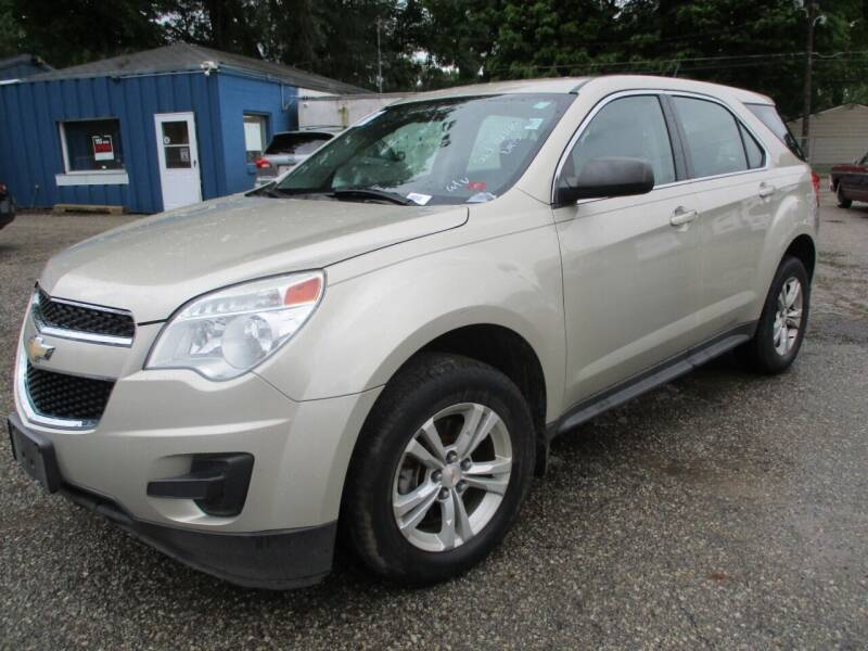2015 Chevrolet Equinox for sale at Dons Carz in Topeka KS