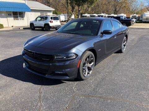 2018 Dodge Charger for sale at Jones Auto Sales in Poplar Bluff MO