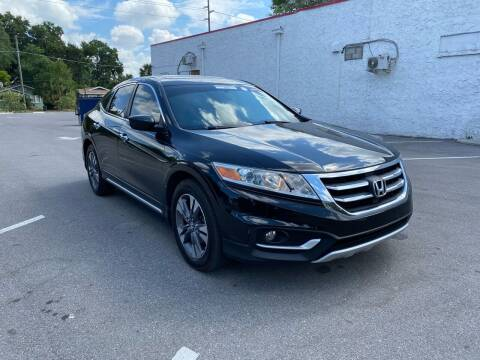 2015 Honda Crosstour for sale at LUXURY AUTO MALL in Tampa FL