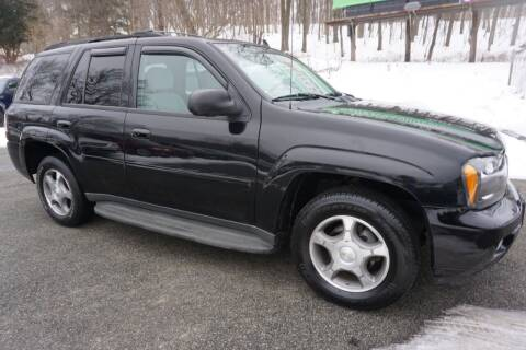 2008 Chevrolet TrailBlazer for sale at Bloom Auto in Ledgewood NJ