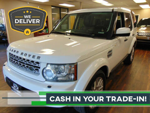 2011 Land Rover LR4 for sale at So Cal Performance in San Diego CA