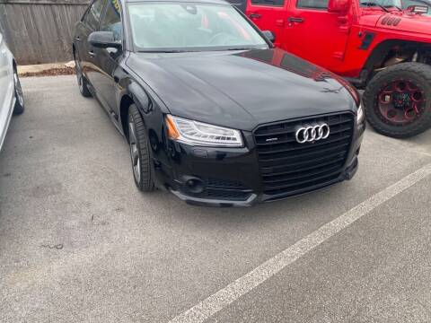 2017 Audi A8 L for sale at Z Motors in Chattanooga TN