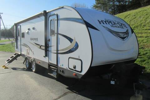 2019 Forest River HEMISPHERE HYPER-LYTE 26 for sale at Tilleys Auto Sales in Wilkesboro NC