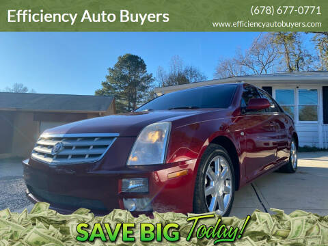 2005 Cadillac STS for sale at Efficiency Auto Buyers in Milton GA