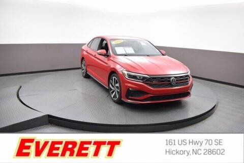 2019 Volkswagen Jetta for sale at Everett Chevrolet Buick GMC in Hickory NC