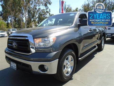 2013 Toyota Tundra for sale at Centre City Motors in Escondido CA