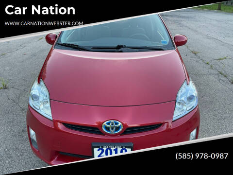2010 Toyota Prius for sale at Car Nation in Webster NY