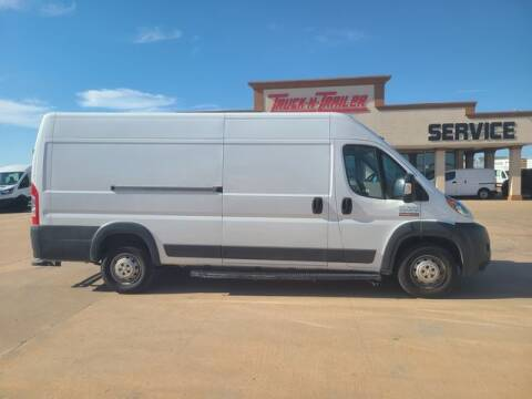 2016 RAM ProMaster Cargo for sale at TRUCK N TRAILER in Oklahoma City OK