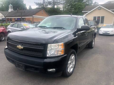 2008 Chevrolet Silverado 1500 for sale at Affordable Cars in Kingston NY